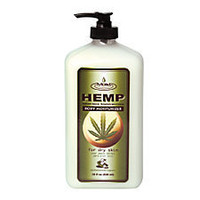 Creative Lab - Moist Hemp - Moist Hemp Jasmine  Cucumber Body Moisturizer 18 oz.