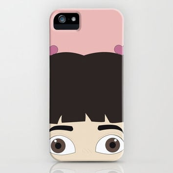 Boo, Monsters, Inc. iPhone & iPod Case by gabsnisen