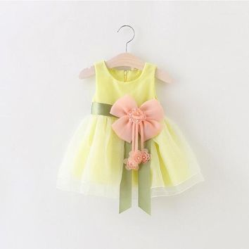 Baby Girl Avery Formal Dress