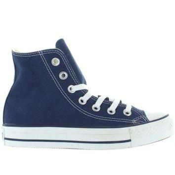 DCKL9 Converse All-Star Chuck Taylor Hi - Navy Canvas High-Top Sneaker