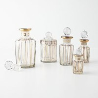 Varens Perfume Jar by Anthropologie Gold S House & Home