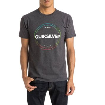 Quiksilver Time Piece T-Shirt - Heather