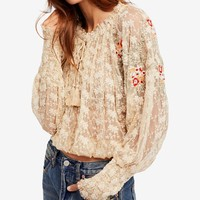 Women's Free People Jubilee Top