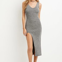 Marled Bodycon Dress