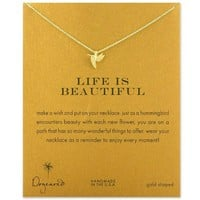 Jewelry Gift Stylish Shiny New Arrival Lock Gold Korean Alloy Necklace [11972226255]