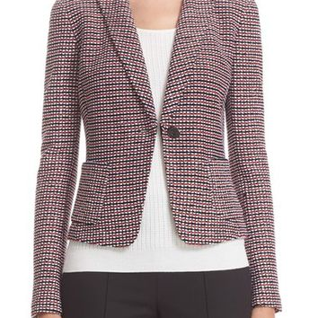 St. John Collection Martinique Tweed Knit Jacket | Nordstrom