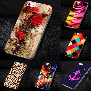 NEW Abstractionism Art Phone Case For Apple IPhone 5/5s