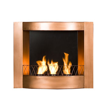 Conway Wall Mount Fireplace
