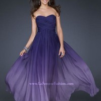 La Femme 17004 at Prom Dress Shop