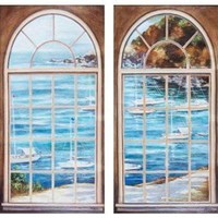 Windsor Vanguard Sea View by Unknown - Sea View Series - Decor