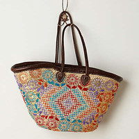 Anthropologie - Capri Islander Tote