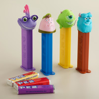 PEZ Monsters University Dispensers, Set of 4 - World Market