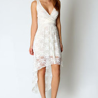 Lauren Lace Mixi Dress