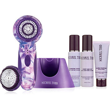 Floral Print Soniclear Cleansing System