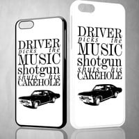 Supernatural Z0198 iPhone 4S 5S 5C 6 6Plus, iPod 4 5, LG G2 G3, Sony Z2 Case