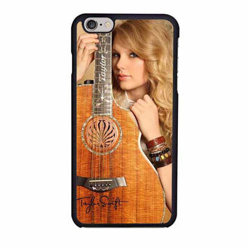 taylor swift guitar iphone 6 6s 4 4s 5 5s 6 plus cases