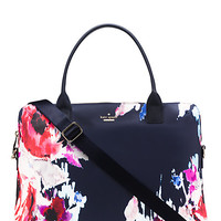 Kate Spade Hazy Floral Daveney Laptop Bag Multi ONE