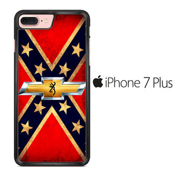 Chevy Deer Camo iPhone 7 Plus Case