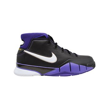 Nike Men's Kobe 1 Protro Black Varsity Purple