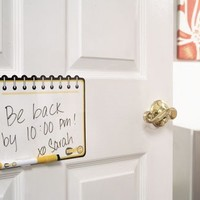 Note UM! - Wall Sticky Reusable Dry-Erase Notes Stickable Dorm Accessory College Living