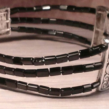 Memory wire anklet