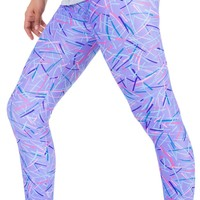 American Apparel - Printed Nylon Leggings