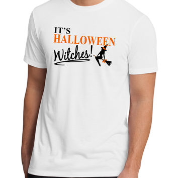 It's Halloween Witches Men's Sublimate Tee