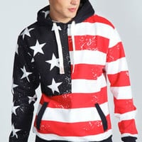 Stars and Stripes Hoody