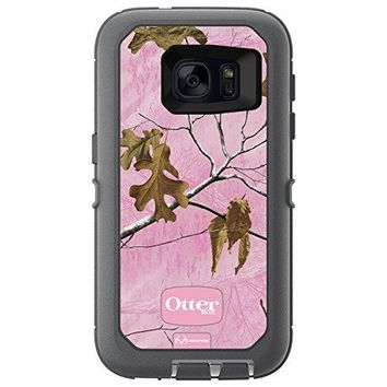 OtterBox DEFENDER SERIES Case for Samsung Galaxy S7 - Retail Packaging - REALTREE XTRA PINK (WHITE/GUNMETAL GREY/RT XTRA PINK)