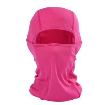 snowshine2#4501Outdoor Sports Bike Bicycle Cycling Mask Headgear Warm Scarf Quick-drying Fabric Hat Tactical Mask