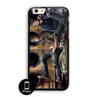 Supernatural Winchesters Laundry Day iPhone 6 Case