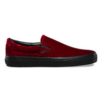 Velvet Slip-On | Shop Shoes At Vans