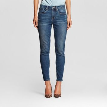 Women's High Rise Skinny Jean - Mossimo®