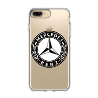 MERCEDES BENZ 2 iPhone and Samsung Galaxy Clear Case