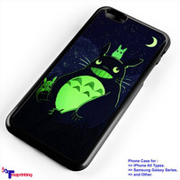 Totoro my neighbor totoro  - Personalized iPhone 7 Case, iPhone 6/6S Plus, 5 5S SE, 7S Plus, Samsung Galaxy S5 S6 S7 S8 Case, and Other