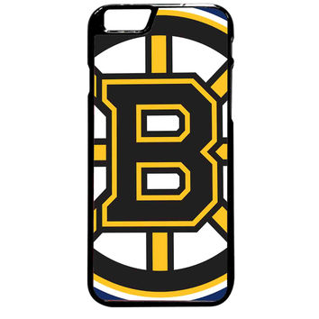 Boston Bruins For iPhone 6 Plus Case **