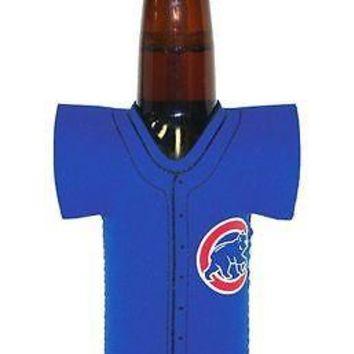MLB Chicago Cubs Bottle Jersey Koozie Coozie Baseball
