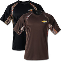 Chevrolet Realtree Camo Shirt-Chevy Mall