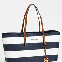 MICHAEL Michael Kors 'Jet Set - Medium' Travel Tote | Nordstrom