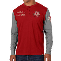 Los Angeles Angels of Anaheim Homefield Henley - MLB.com Shop