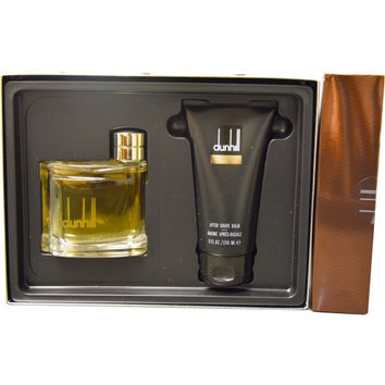 DUNHILL MAN by Alfred Dunhill EDT SPRAY 2.5 OZ & AFTERSHAVE BALM 5.1 OZ