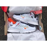 shosouvenir OFF-WHITE x NIKE Air Presto Gym shoes