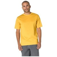 Prana Men's Block T-Shirt - Mustard M