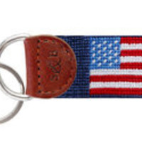 Smathers and Branson - American Flag Key Fob