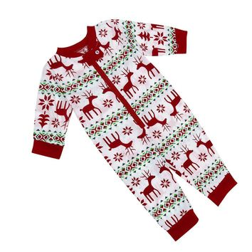Littles Holiday Pajamas- [6MO-9MO]