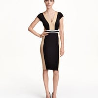 H&M Block-colored Dress $39.99