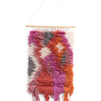 Hanging Shaggy Wall Decor - Bedroom - T.J.Maxx