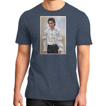 Jerry Seinfeld Puffy District T-Shirt (on man)