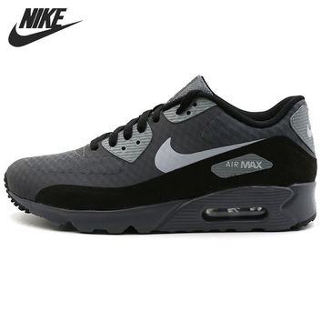 Original New Arrival 2016 NIKE AIR MAX 90 ULTRA ESSENTIAL Men's  Running Shoes Sneakers