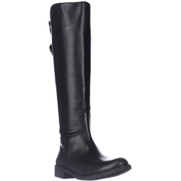Vince Camuto Kadia Riding Boots - Black